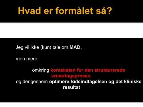 MAD - Ny Nordisk Mat