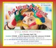 YOU ARE INVITED! - Colorado Ovarian Cancer Alliance