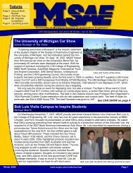 The University Of Michigan Car Show - Michigan Engineering ...