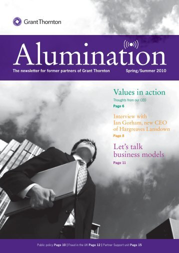 Values in action - Grant Thornton