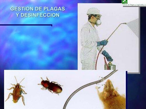 mantenimiento y gestión ambiental e higienico sanitaria ... - CRESCA