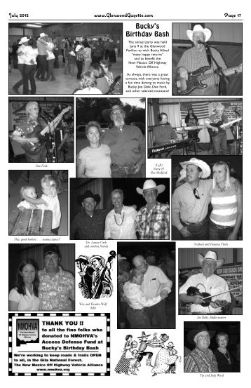 Pages 17-22 - Glenwood Gazette