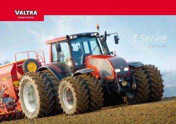T Series - Valtra