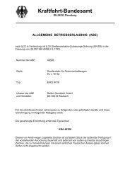 Kraftfahrt-Bundesamt - A1talk.de