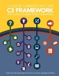 C3-Framework-for-Social-Studies