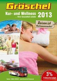 Kur- und Wellness