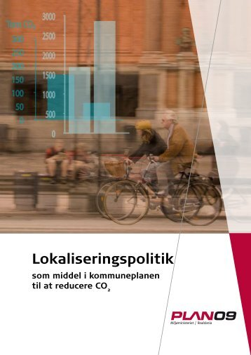 Lokaliseringspolitik som middel i kommuneplanen til at reducere CO2