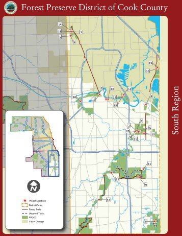 Forest Preserve District of Cook County South Region
