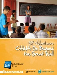 China: Go Beyond the Great Wall China: Go Beyond the Great Wall ...