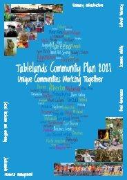 Our Community Vision - Tablelands Regional Council - Queensland ...