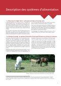 Quelles pratiques d'alimentation dans les élevages de sport - Page 3