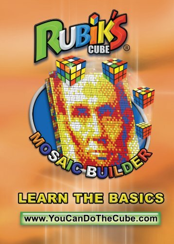 Download Basic Mosaic Guide - You CAN Do the Rubik's Cube!