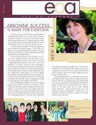 ARBONNE SUCCESS