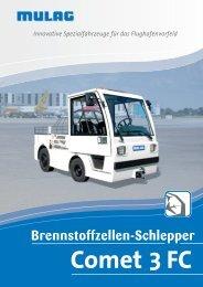 Brennstoffzellen-Schlepper - H2 Logic