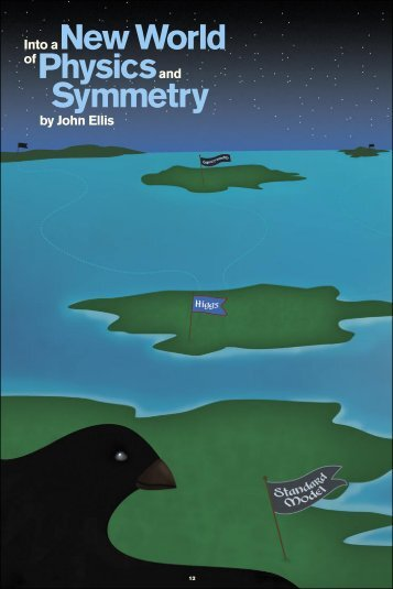 Into aNew World ofPhysicsand Symmetry - Symmetry magazine