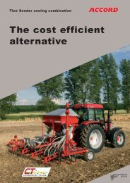 The cost efficient alternative - AGROVOK-SERVIS, sro