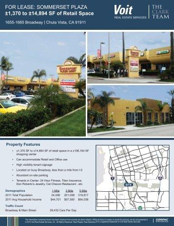 1655-1665 Broadway(2).pdf - Voit Real Estate Services