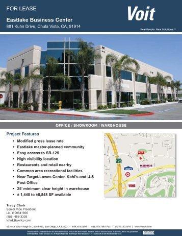 881 Kuhn Drive(6). - Voit Real Estate Services