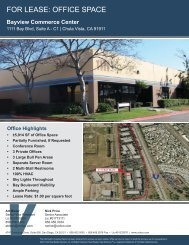 1111 Bay Blvd, Suites A - C1.pdf - Voit Real Estate Services