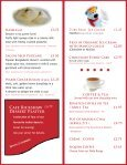 Dessert Menu - Cafe Rickshaw - Page 2