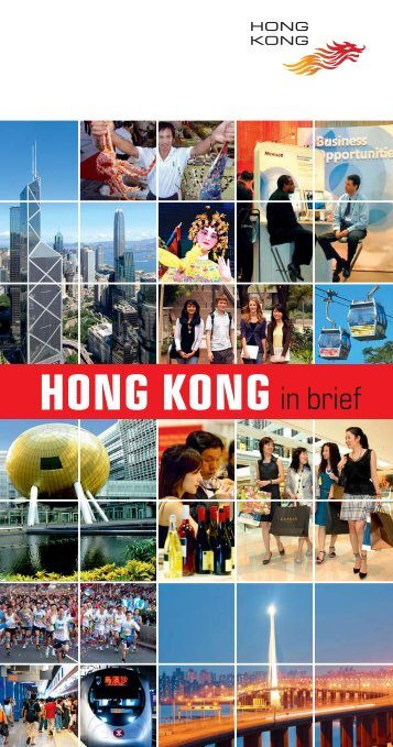 Hong Kong in brief