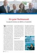 Ein guter Rechtsanwalt - brak-mitteilungen.de - Seite 4