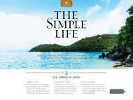 Your Caribbean dream life has never been easier than in ... - Islands
