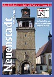 HGV Neuenstadt am Kocher 2012 - Handels- und Gewerbeverein ...