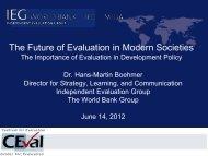 Download as Acrobat(.pdf) - Future of Evaluation