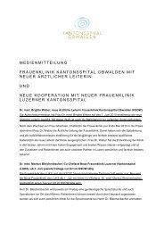Medienmitteilung_Frauenklinik_10_05_31 _4 - Kantonsspital ...