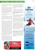 Parkour Weihnachtsverlosung Ausbildung einmal ... - TuWas-Magazin - Page 4