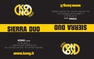 KONG_OP SIERRA DUO_DOPPIO.qxd:Layout 1