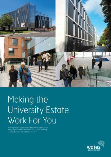 For a copy of the research please click here - Wates