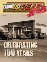MADA is thrilled to commemorate our 100 years - Media ...