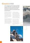 Kompetenz in Kalk - Fels - Seite 2