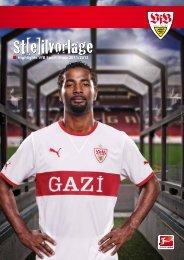 St[e]ilvorlage St[e]ilvorlage - VfB Stuttgart