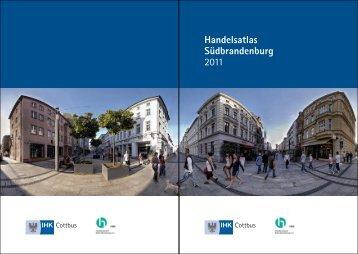 Handelsatlas Südbrandenburg 2011 - Handelsverband Berlin ...