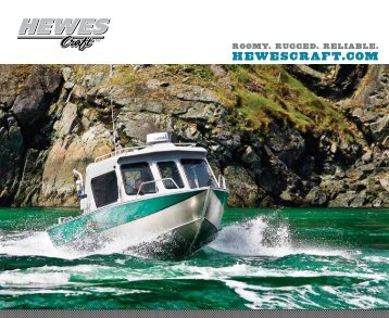Download Full Line Brochure - Hewescraft
