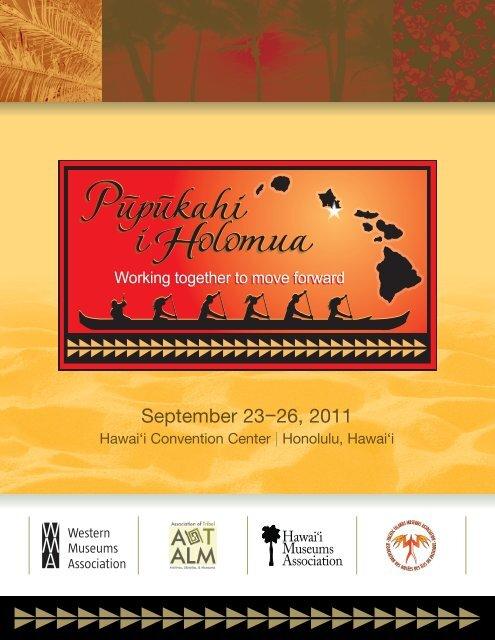 Conference program book - ATALM | Association of Tribal