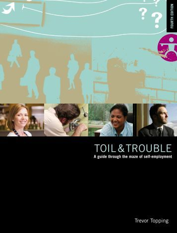 Toil and Trouble - Welfare.ie