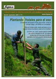 Boletín FAPAS-nº77