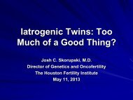 Iatrogenic Twins: Too Much of a Good Thing?