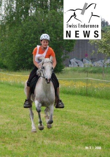 Nr. 3   2008 - bei swissendurance.ch!