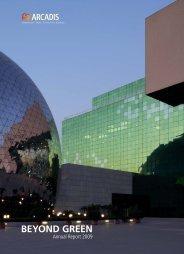 Annual Report 2009 - ARCADIS NV