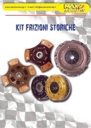 kit frizioni storiche - Maxi Car Racing