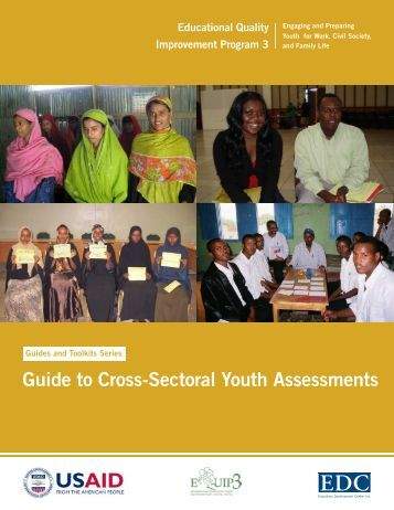 Guide to Cross-Sectoral Youth Assessments - EQUIP123.net
