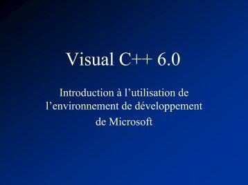 Visual C++ 6.0 - Nerim