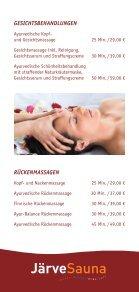 Massagen - Seite 2