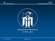 Neu SoSe 2013 - Technische Universität München