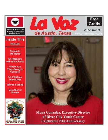 De Austin, Texas - La Voz Newspapers